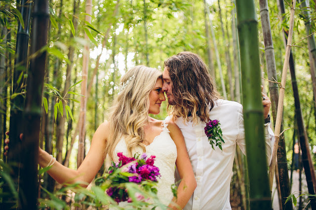 Wedding of the Month – Gardens House – Amy & Dean