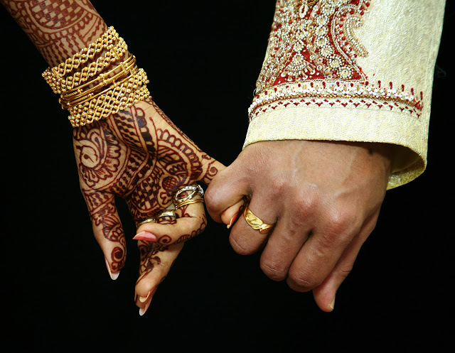 Weddings by Peter Rowland goes Bollywood